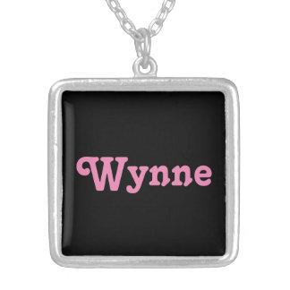 Necklace Wynne