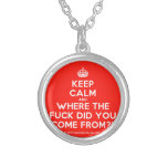 [Crown] keep calm and where the fuck did you come from?!  Necklaces