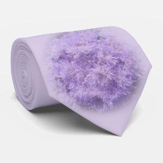 Necktie - Ageratum