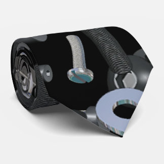 Necktie - Nuts and Bolts