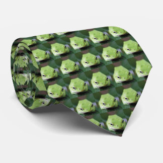 Necktie of frog