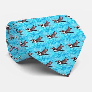Necktie of penguin