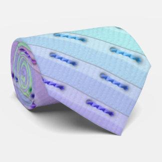 Necktie - Rainbow Stitching