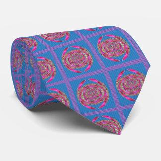 necktie RIBBON Jewelled Emblem Elegant Artistic