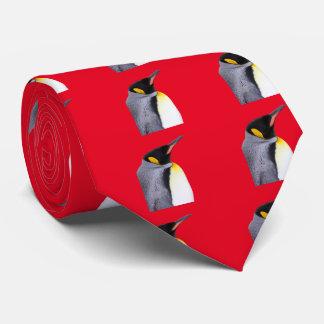 Necktie series of penguin