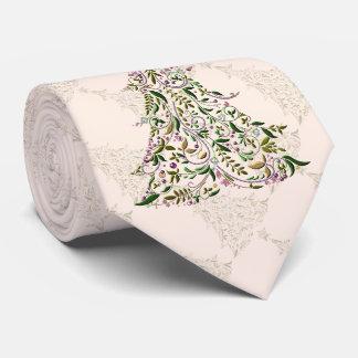 Necktie - Tuscany Tree