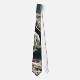 """Necktie: """"Whirlwind of Lovers"""" by William Blake Neck Tie"""