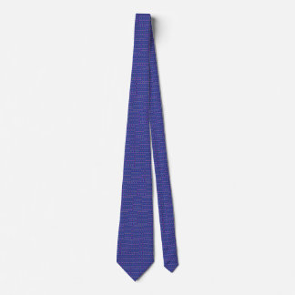 Necktie with Bodacious Pattern