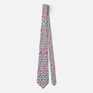 Necktie with Happiness and Luck Crossword