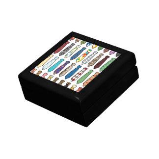 Neckties Jewelry Boxes