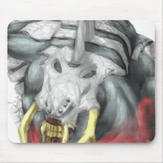 Necrohound Mouse Pad
