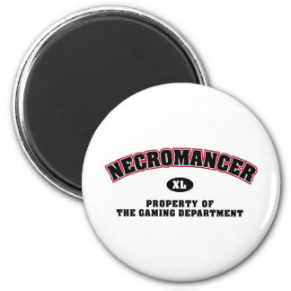 Necromancer Department Magnet