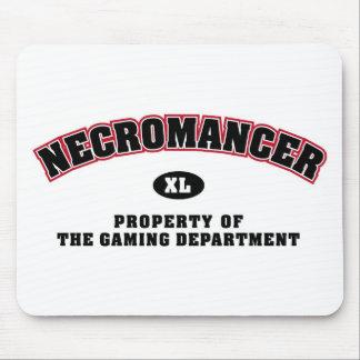 Necromancer Department Mouse Pad