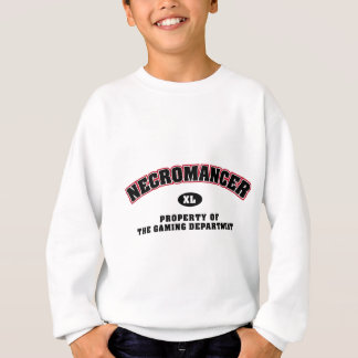 Necromancer Department Sweatshirt
