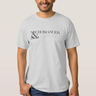 Necromancer & Lich T Shirt