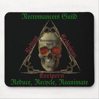 Necromancers Guild Mouse Pad