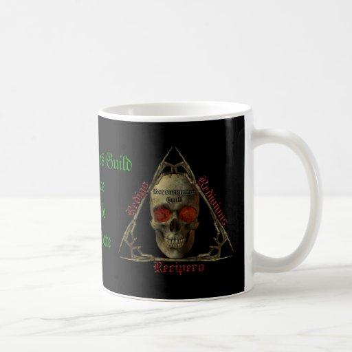 Necromancers Guild Coffee Mugs