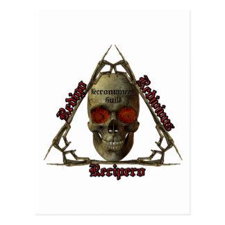 Necromancers Guild Postcard