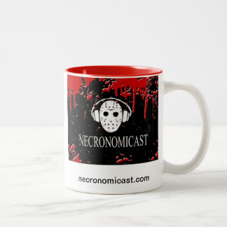 Necromug - White/Red Mugs