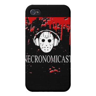 Necronomicast iPhone 4 case