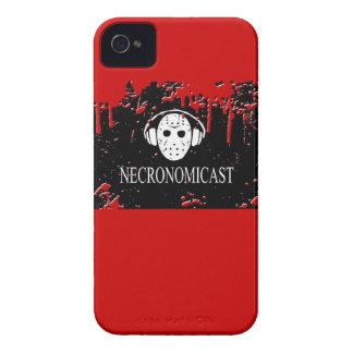 Necronomicast iPhone 4 case - Red