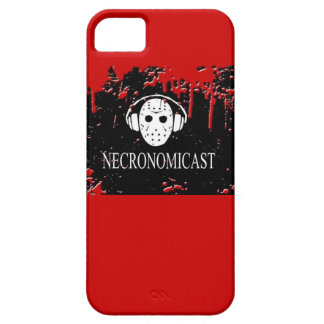 Necronomicast iPhone 5 case - Red