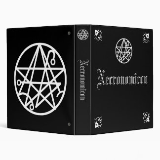 Necronomicon Binder