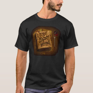 Necronomicon - Book of the Dead Graphic Tee