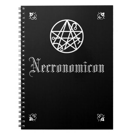 Necronomicon Notebook