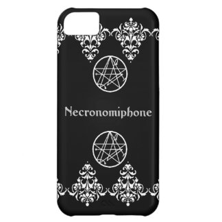 Necronomiphone Cover For iPhone 5C