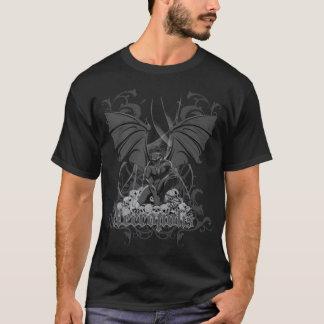 Necropolis Guardian Gargoyle T-Shirt