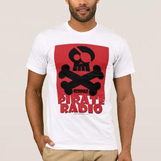 Necropolis Pirate Radio (Red) T-Shirt