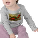 Necropsittacus Borbonic Infant Long Sleeve T-Shirt