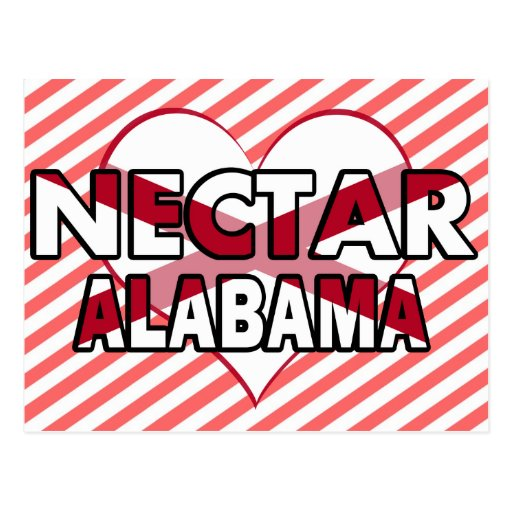 Néctar, Alabama Postales