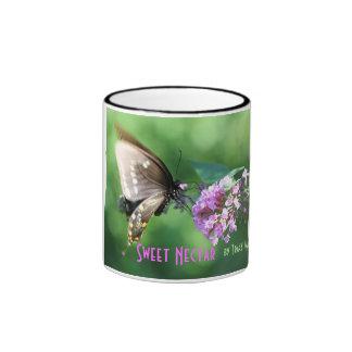 Néctar dulce taza de dos colores