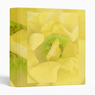 "Néctar floral del oro amarillo carpeta 1"""