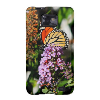 Nectar of the Butterfly Samsung Galaxy S2 Case