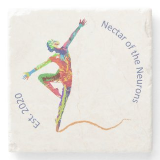 Nectar Of The Neurons - Coaster