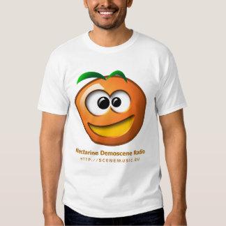 Nectarine Demoscene Radio Tee Shirt