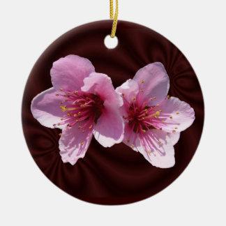 Nectarine flowers ~ ornament