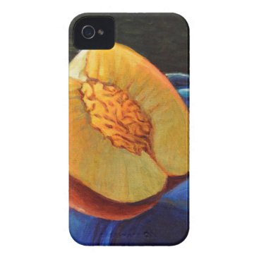 Beach Themed Nectarine Glow Case-Mate iPhone 4 Case