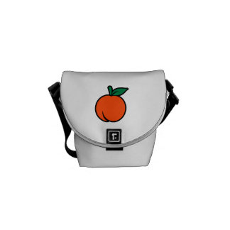 Nectarine Messenger Bag