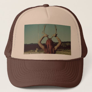 """Nectarvein """"Grab Life By The Antlers"""" Trucker Hat"""
