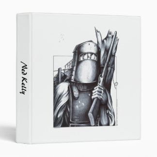 Ned Kelly 3 Ring Binders