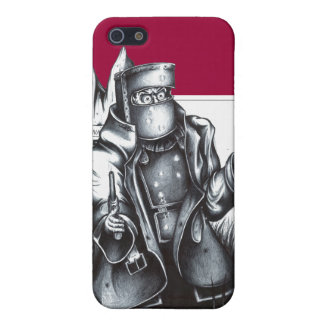 Ned Kelly Case For iPhone SE/5/5s