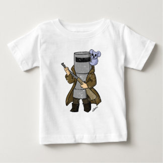 ned kelly distressed baby T-Shirt