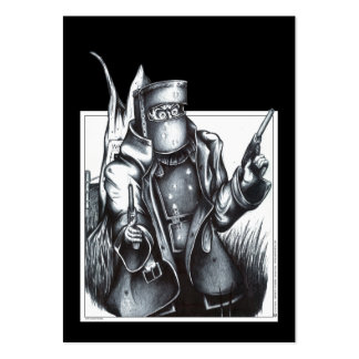 Ned Kelly Large Business Card