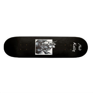 Ned Kelly Skateboard Deck