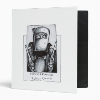 Ned Kelly: Wanted Binder