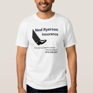 Ned Ryerson Insurance design Tees
